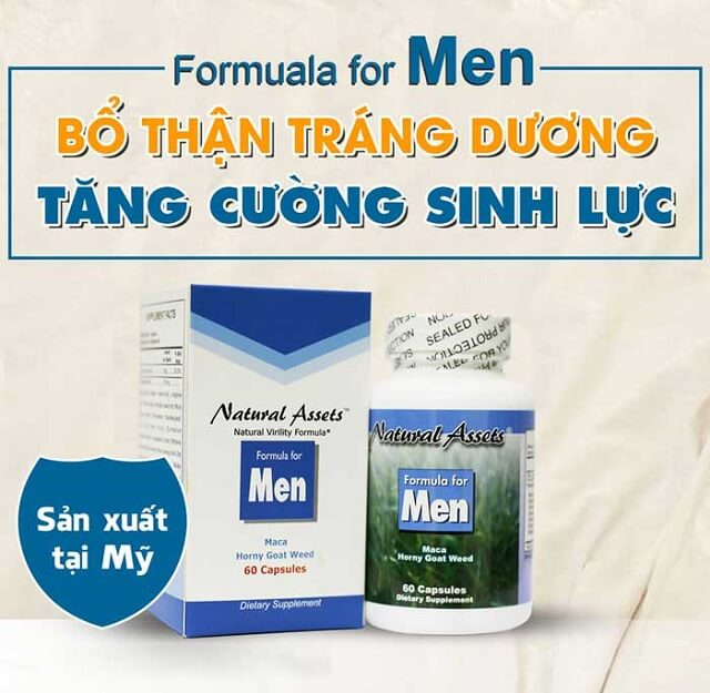 Hình ảnh sản phẩm Formula For Men
