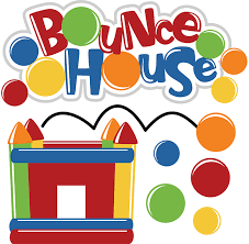 Image result for bounce house clip art