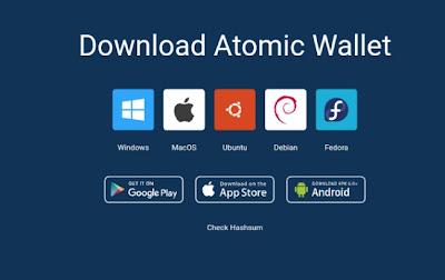 Atomic wallet, Crypto wallet, CoinMantra, CoinMantra.co