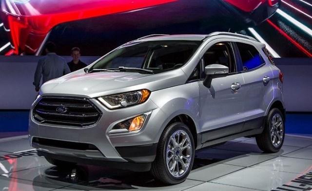 Phú Mỹ - Điểm dừng chân lý tưởng cho mọi khách hàng khi có nhu cầu mua xe Ford Ecosport