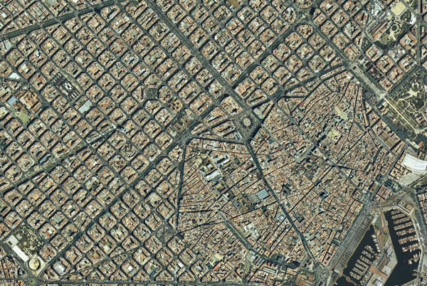 The Zoning History of Barcelona's Eixample - Market Urbanism