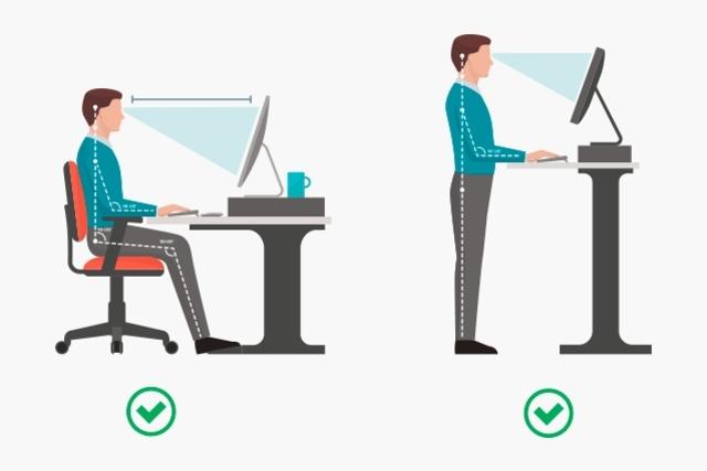 home office: postura e ergonomia no trabalho remoto