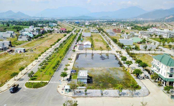 Đất nền là bất động sản có tiềm năng phát triển cao