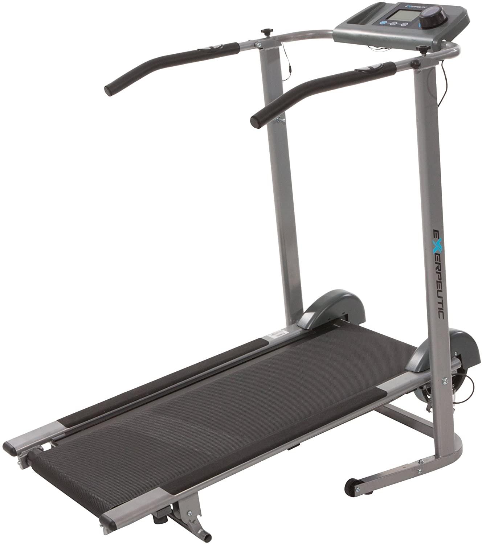 100XL Manual Treadmill For Senior Walking