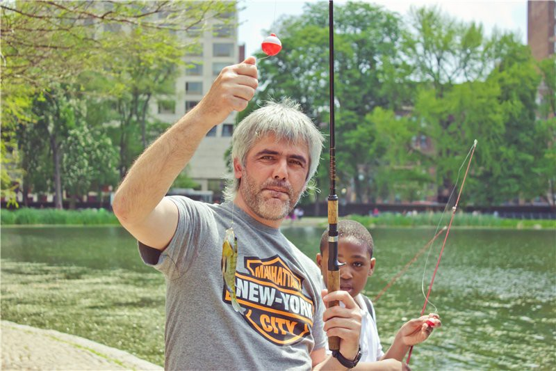 Рыбалка в Нью-Йорке США глазами туриста, туризм, факты