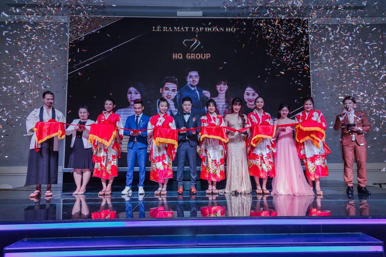 Chủ tịch kiêm Tổng giám đốc tập đoàn HQ Group Trần Hùng - diễn giả tài năng tại Hội nghị sức khỏe sắc đẹp toàn diện và xu hướng ngành làm đẹp 2021 - Ảnh 3