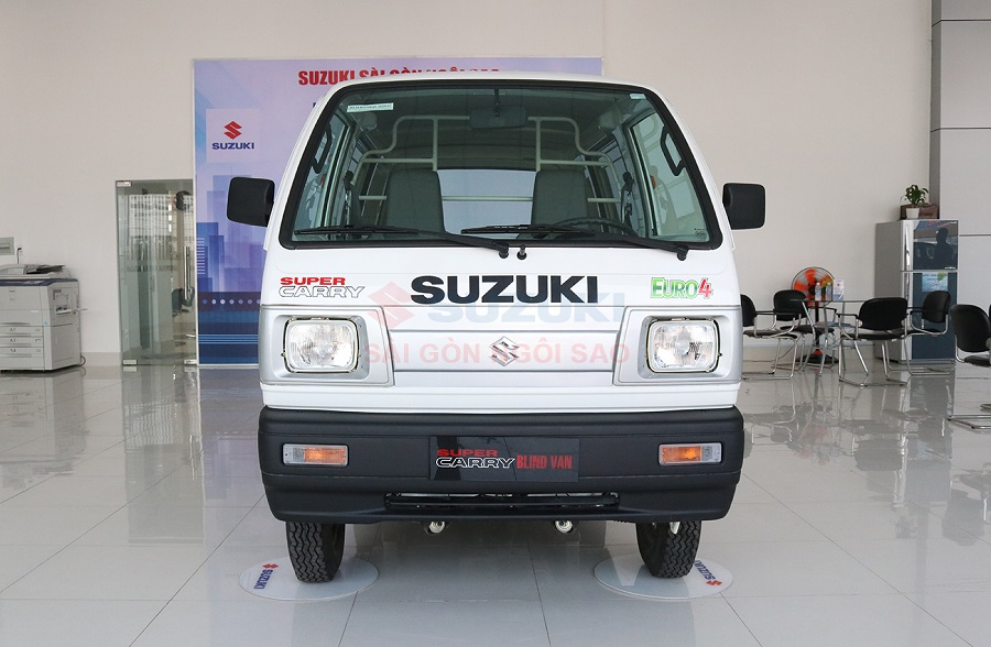 Giá Suzuki Blind Van 490kg Chạy Giờ Cấm Tải Thành Phố Cực Tốt