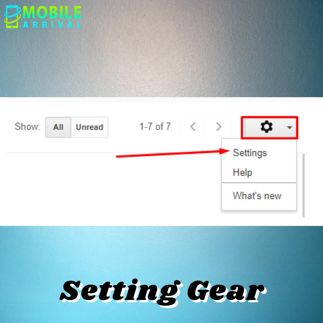 Setting Gear