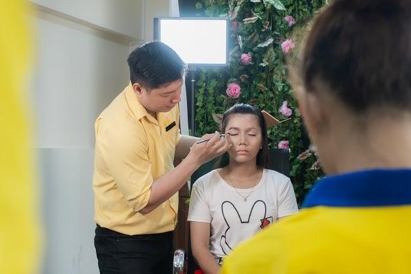 Học nghề makeup với các kiến thức từ cơ bản đến chuyên nghiệp