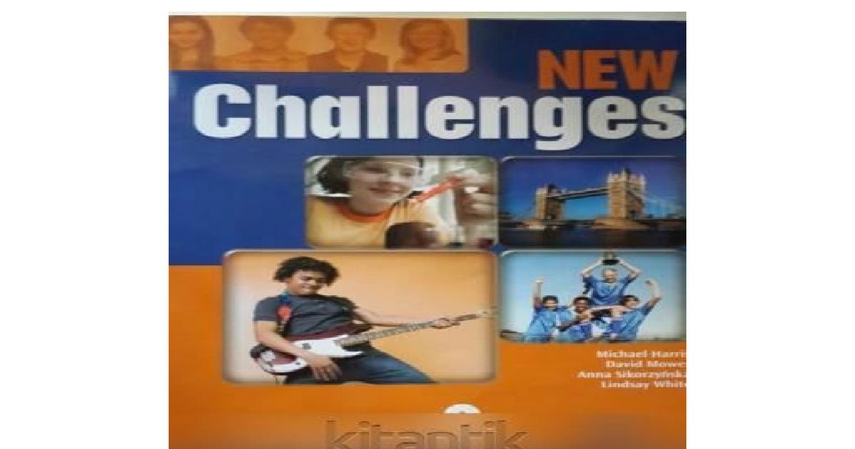 challenge 2 решебник