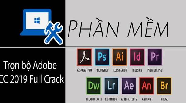 Adobe CC 2019 Full Crack là công cụ chỉnh sửa ảnh