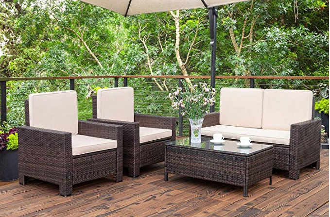 Top 6 Outdoor Furniture Pieces For 2020