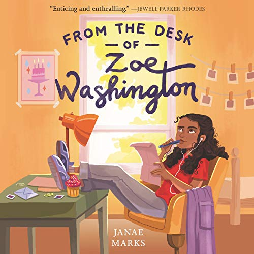 From the Desk of Zoe Washington cover art
