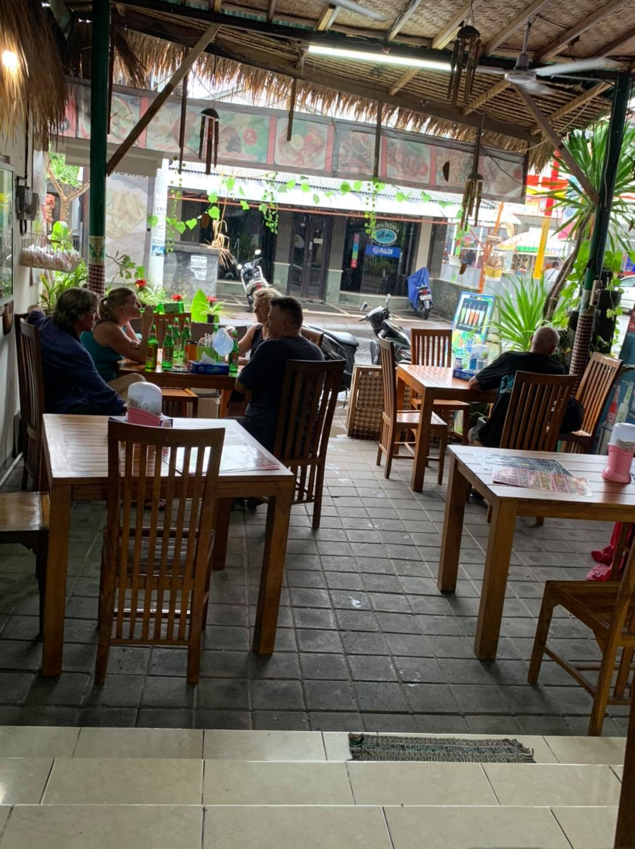 Warung Bule and Susy Nusa Dua
