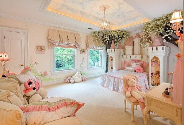 Disney Themed Princess Bedroom Ideas