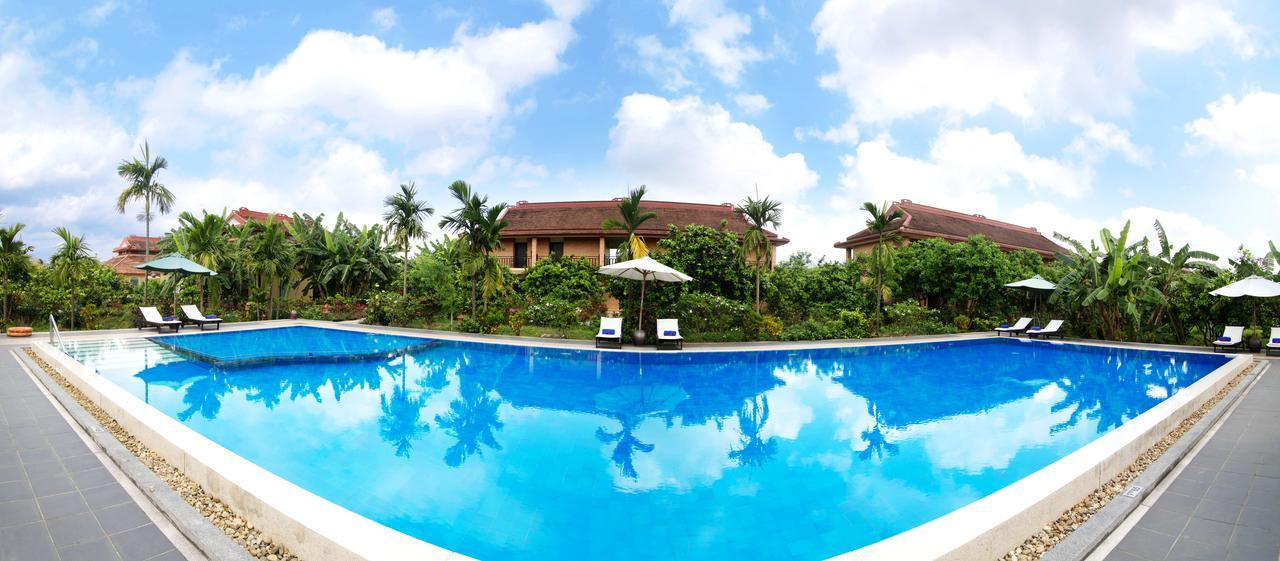 Khu nghỉ dưỡng Làng Hành Hương Huế Riverside Boutique Resort & Spa