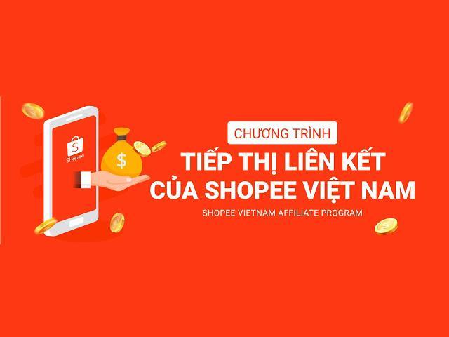 Chương trình tiếp thị liên kết Shopee