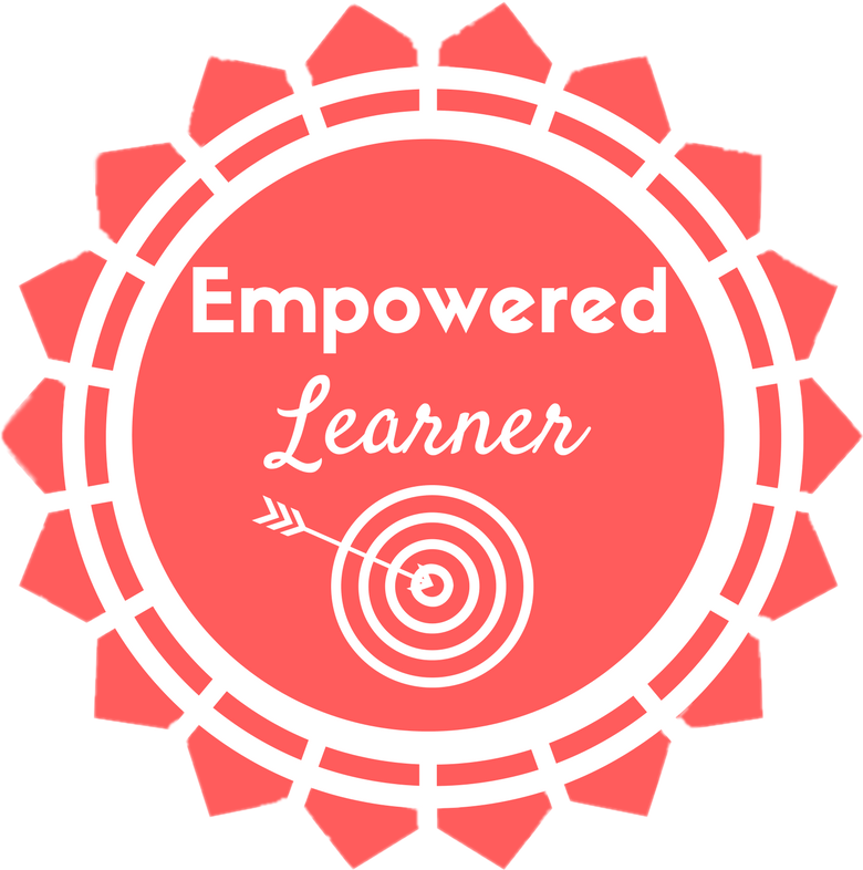 Empowered Learner Badge