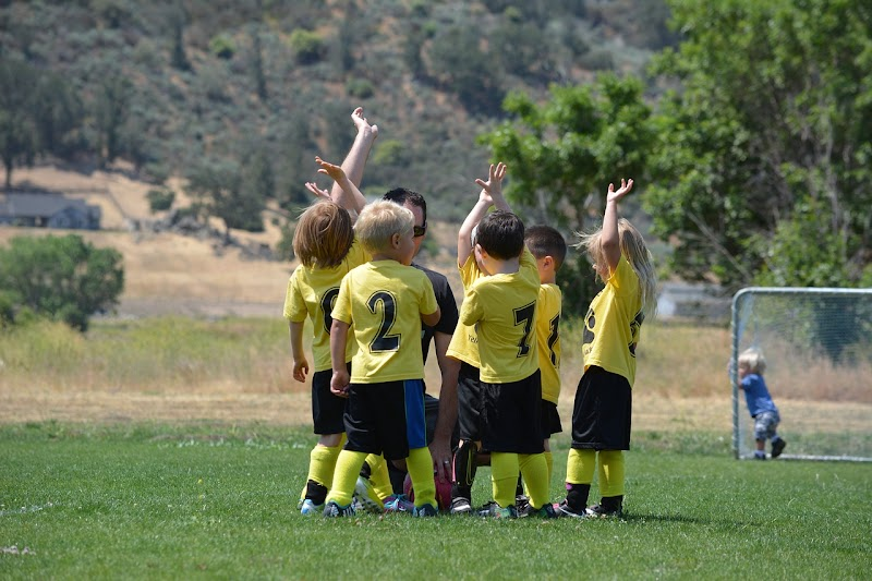 Why You Should Encourage Your Kids to Give Sports a Go