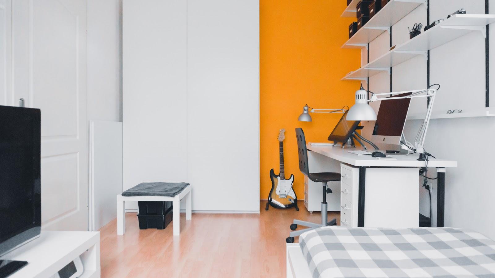 Desain minimalis memberikan kenyamanan lebih - source: unsplash.com