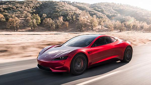 ดีไซน์ใหม่หมดของ New Roadster จาก Tesla