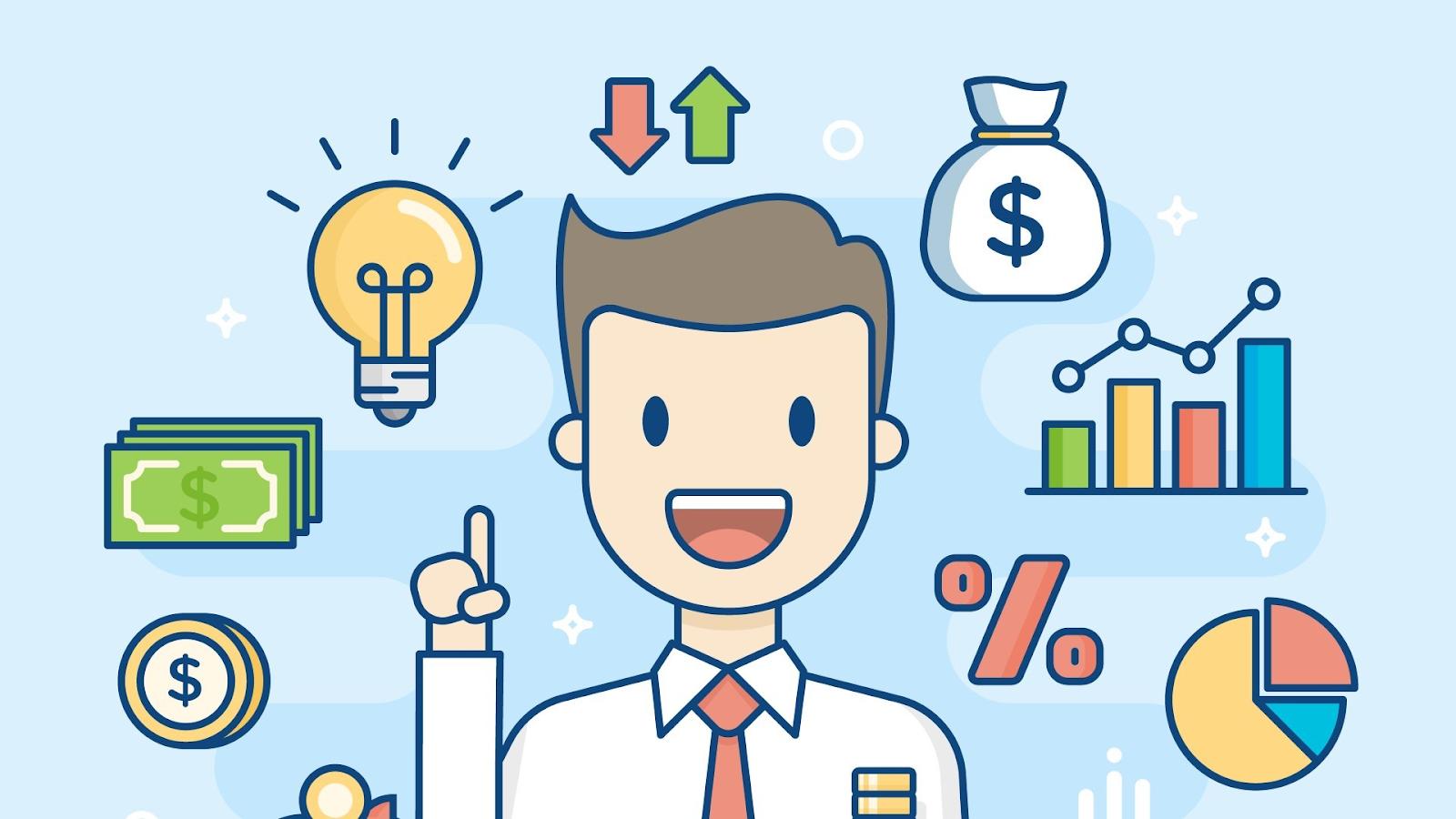 Vay tiền online nhanh mang đến rất nhiều lợi ích cho người tiêu dùng