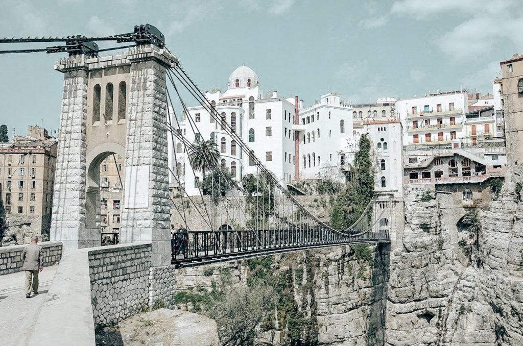Algeria travel itinerary constantine