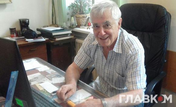 Доктор геологічних наук, професор Ігор Багрій (Фото: «Главком»)