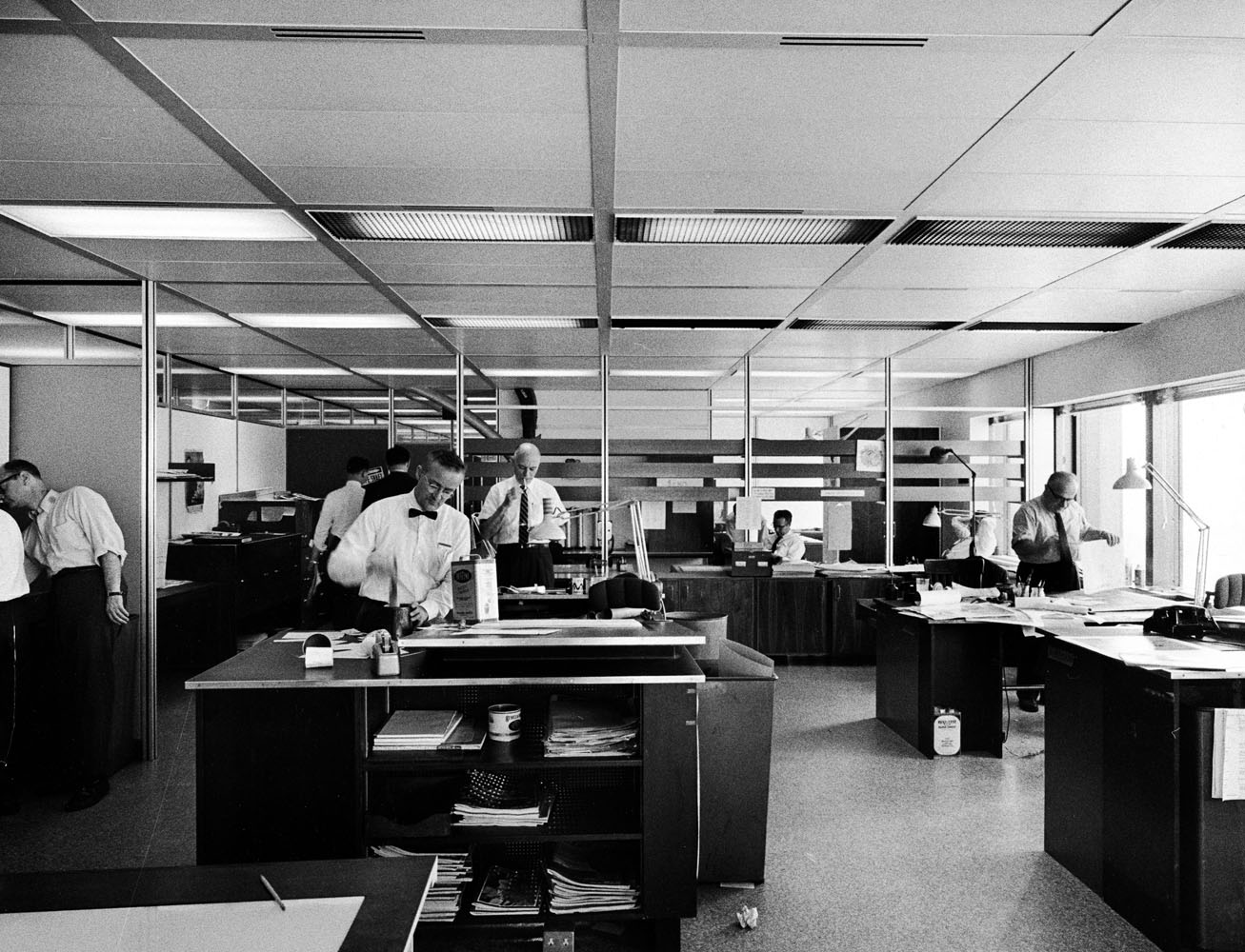Photos: A Tour of the Time & Life Building in the 1960s | Time