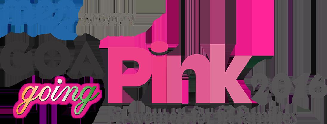 Pink Run Poster