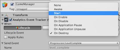 Analytics Event Tracker