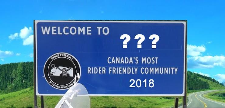 Please Nominate a Community/Town/City (under 100,000 in pop.) below: