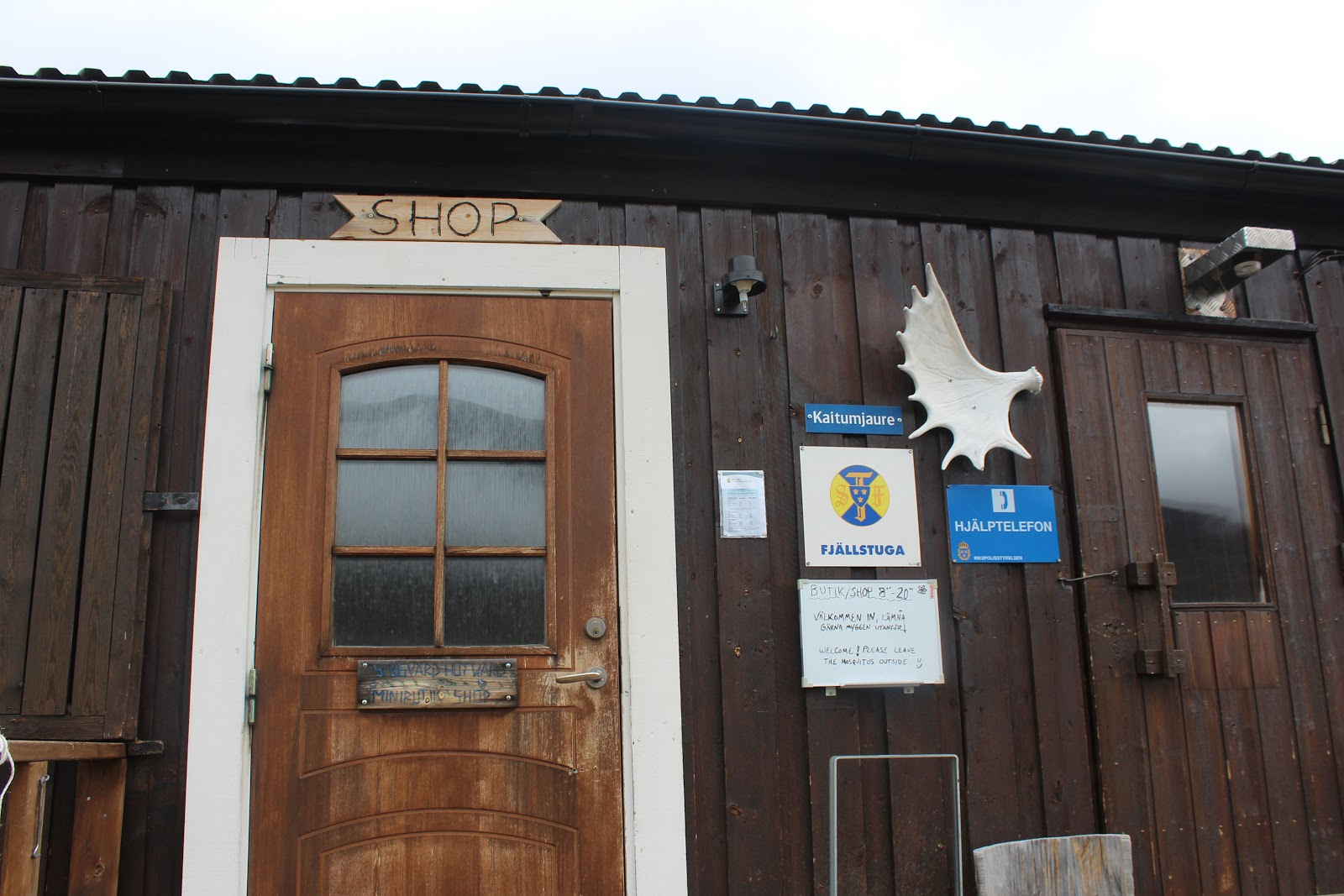Пешеходный поход I к.с. по Сев. Швеции (нац. маршрут Kungsleden)