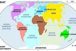 Obraz znaleziony dla: kontynenty