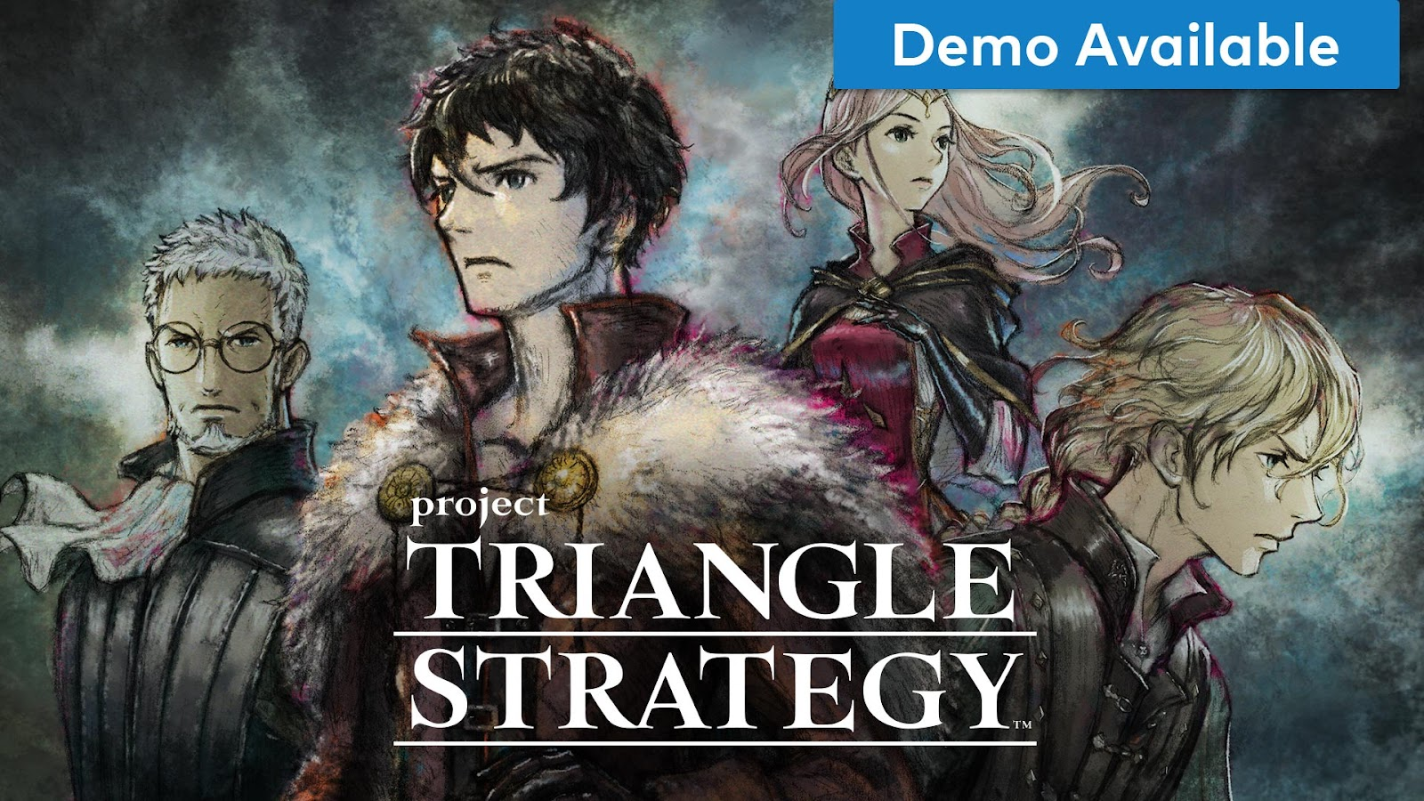 Image result for Project Triangle Strategy switch 1920x1080