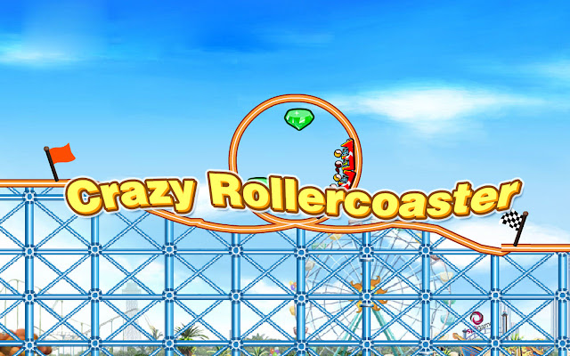 Crazy Rollercoaster