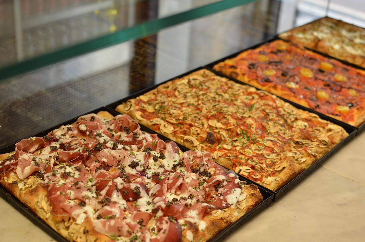 HomeExchange - Rome pas cher - Pizza