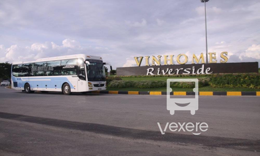 Xe giường nằm đi SaPa chất lượng cao SaPa Shuttle Bus