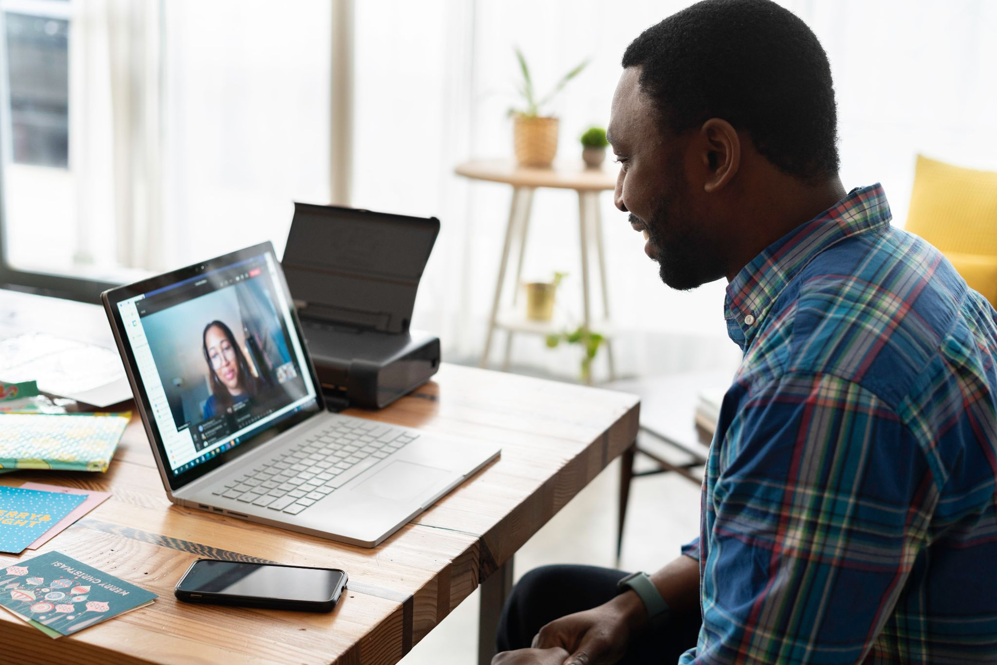 Set up a series of regular check-in meetings with new remote employees