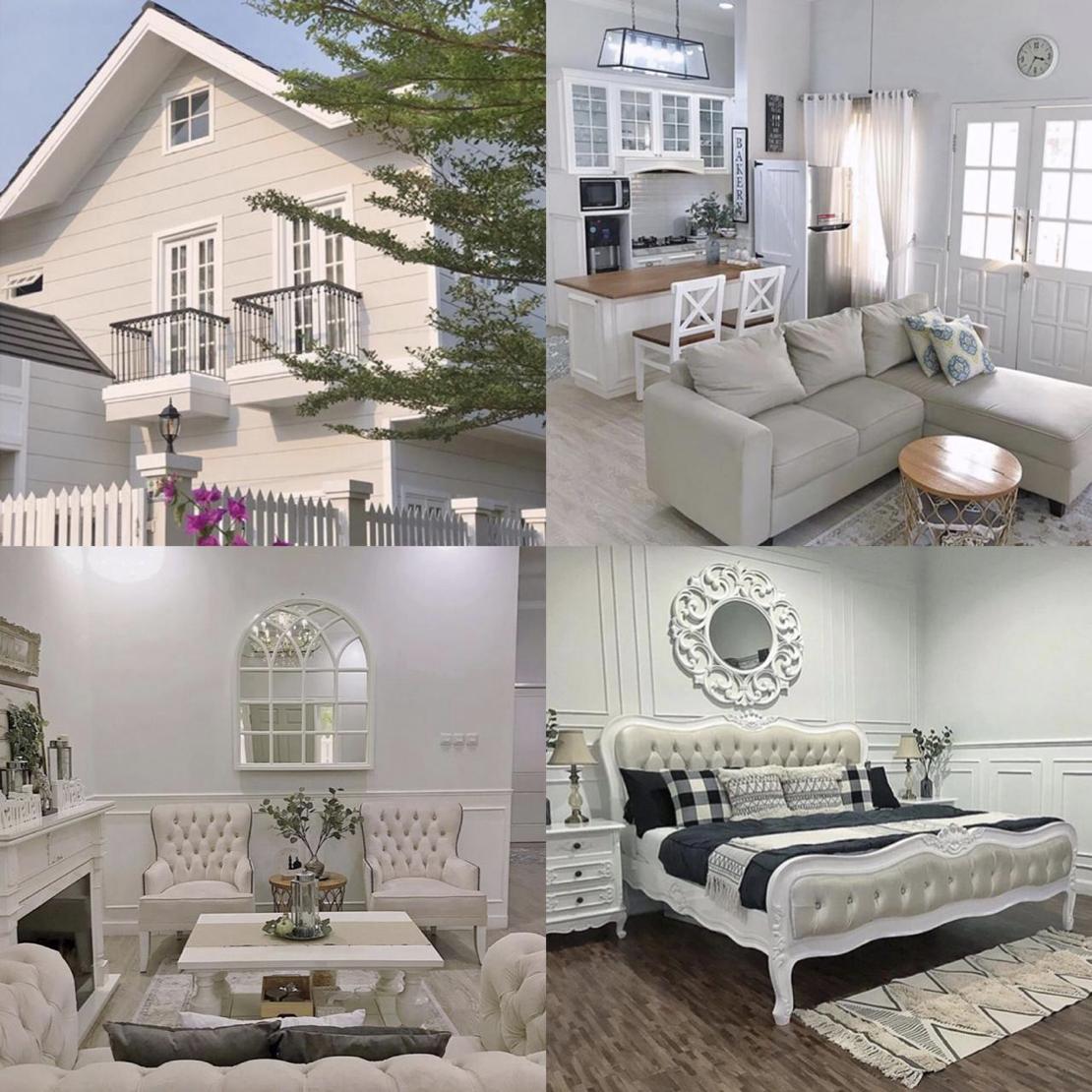 Desain Interior Rumah American Style Ala Natalie Sarah - souce: instagram.com/natalie_sarahs