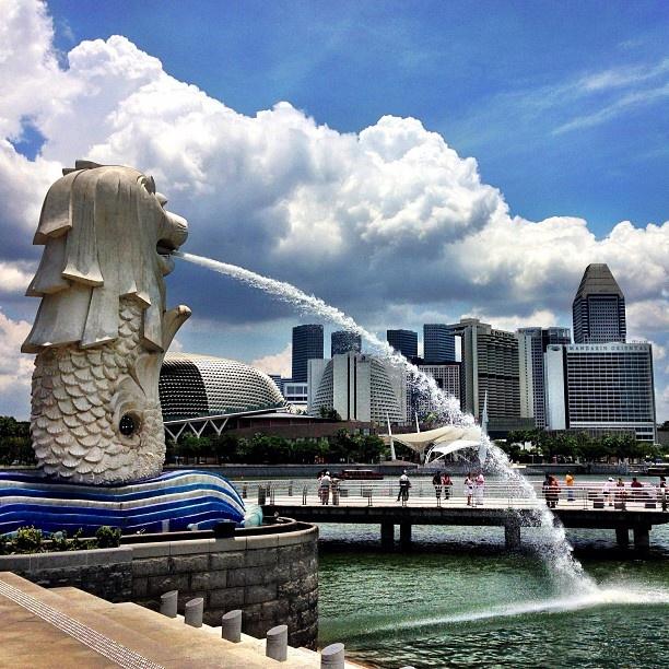 Merlion Singapore Tour