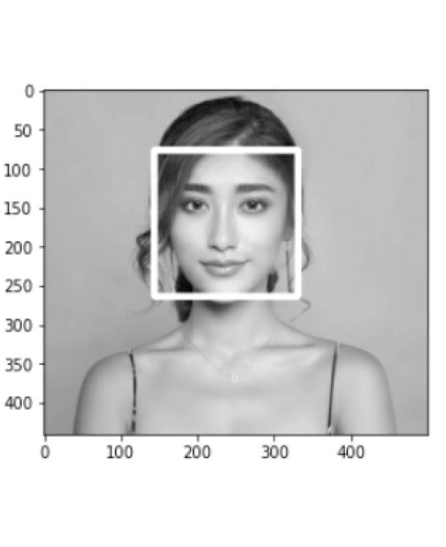 Face detection success
