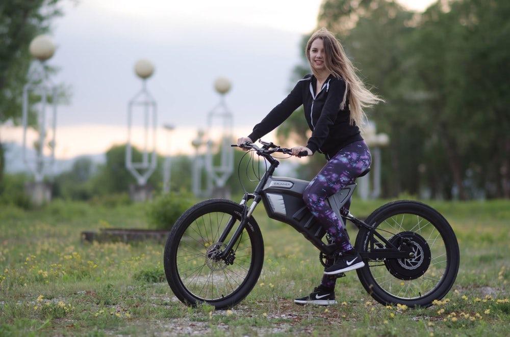 Конструкция туристических велосипедов
