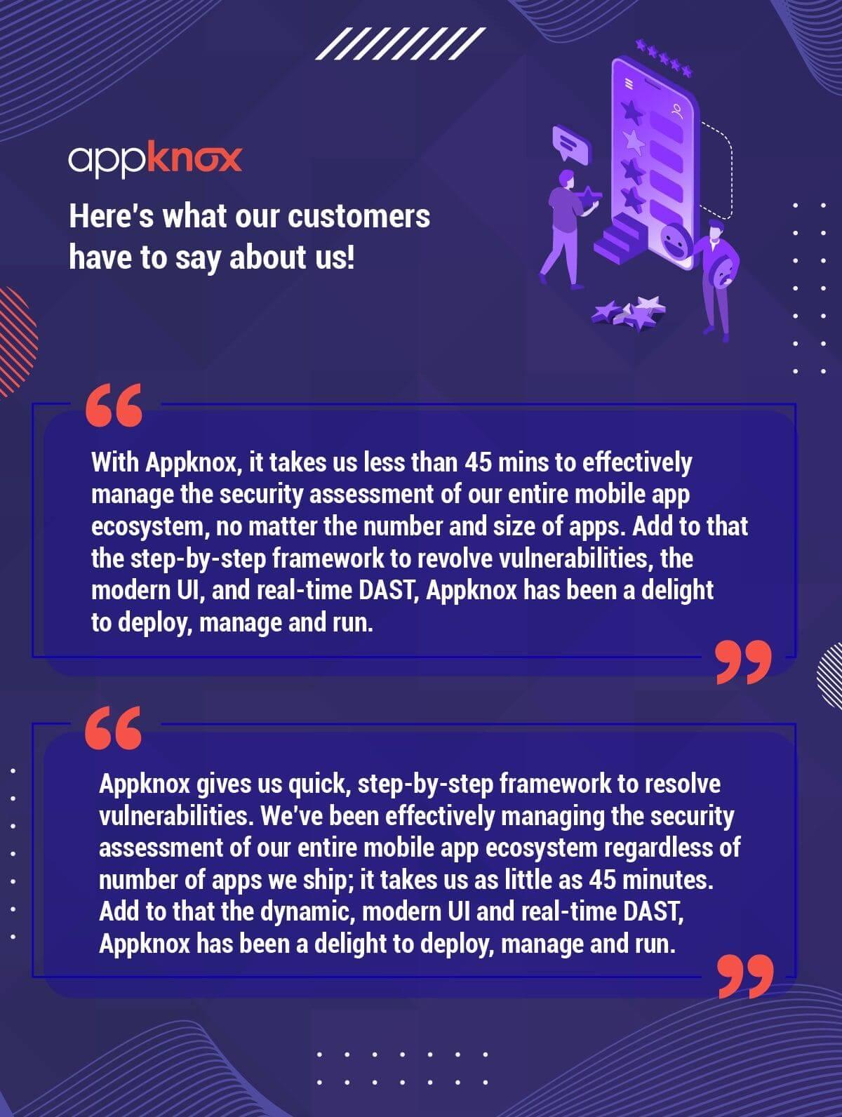 Appknox-Testimonials