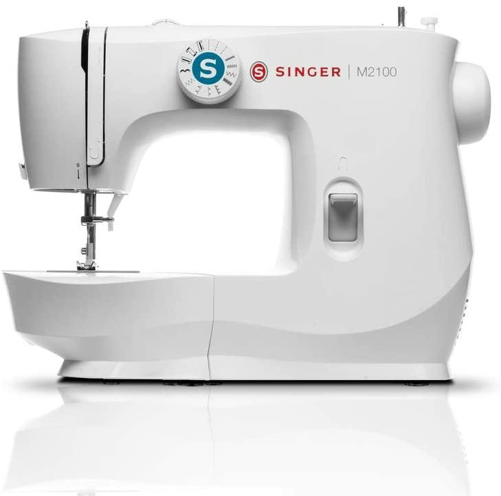 A picture containing appliance, sewing machine, indoor  Description automatically generated