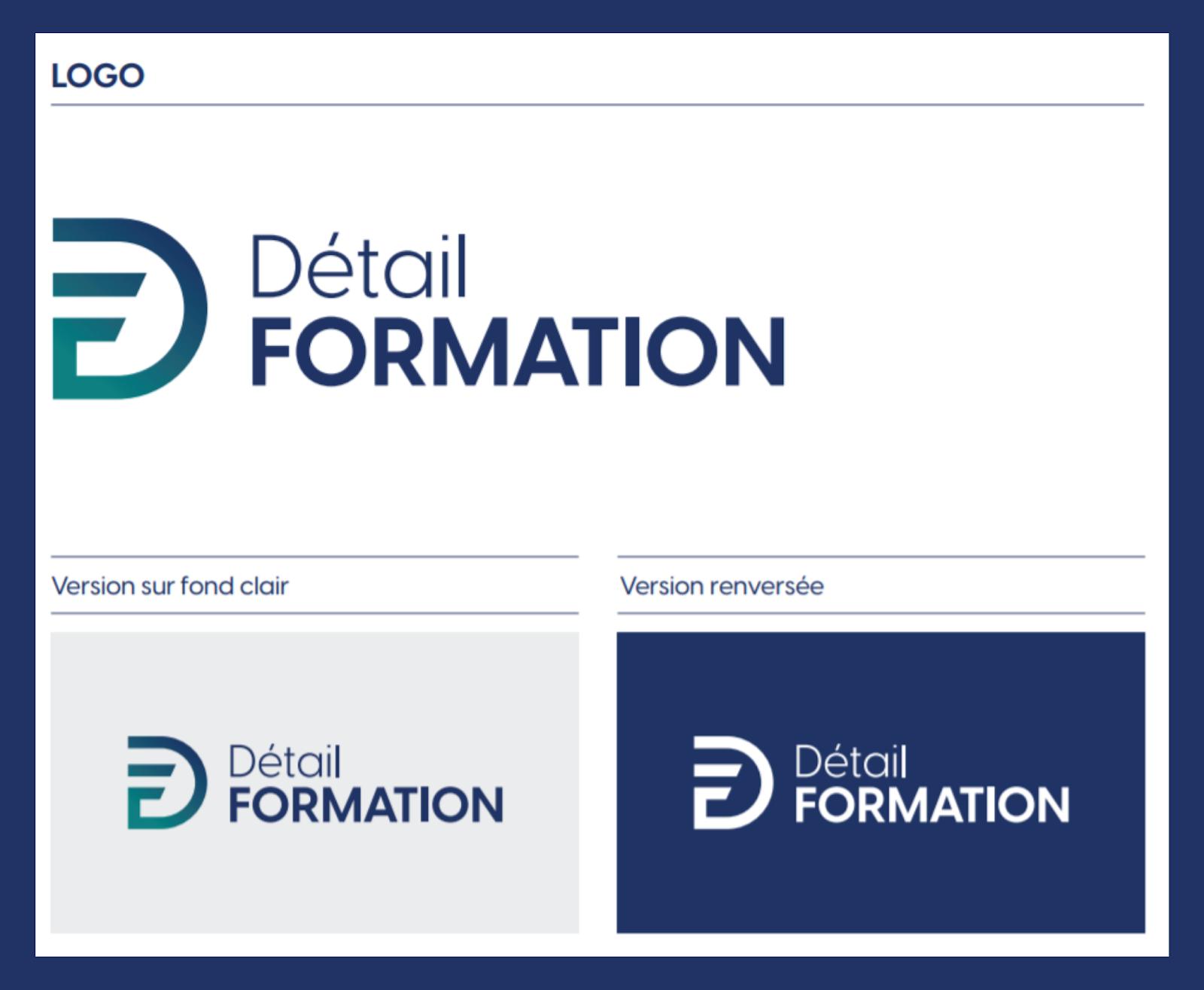 Logo de Détail Formation