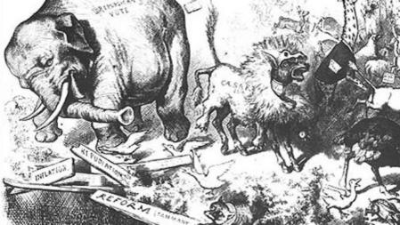 How Republicans Get Elephant Symbol
