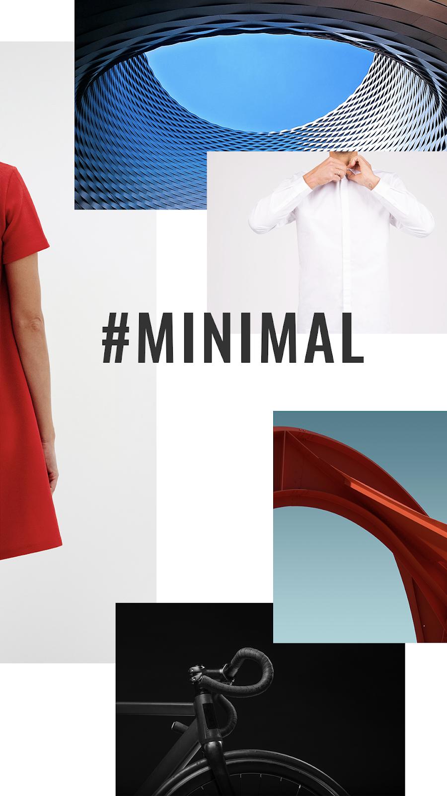 Designest #minimal Instagram Stories Template