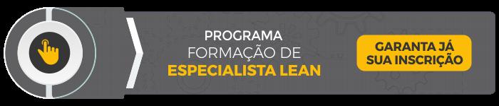 programa curso formação de especialista lean