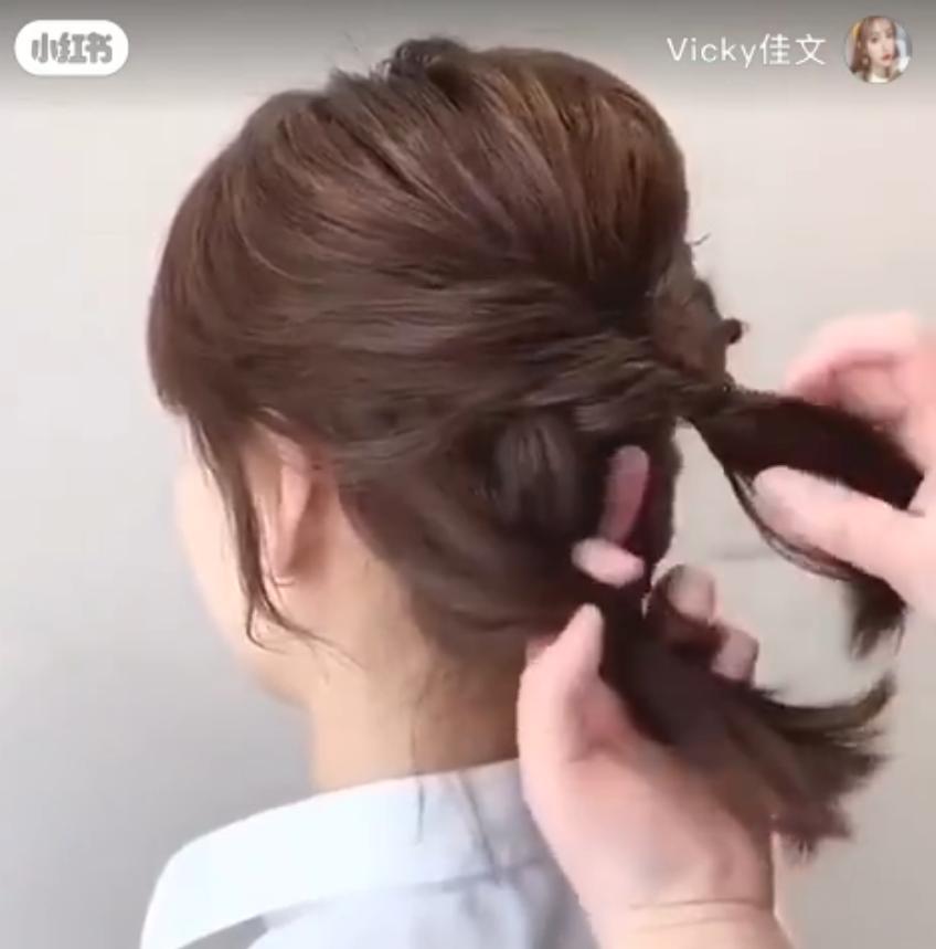 短发编发教学_okjer.com